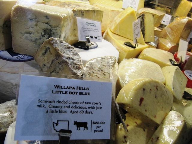 Beecher's Cheese Seattle