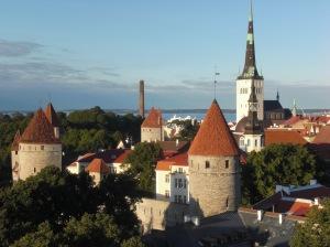 Fairy-tale Tallinn