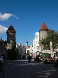 Whimsical Tallinn