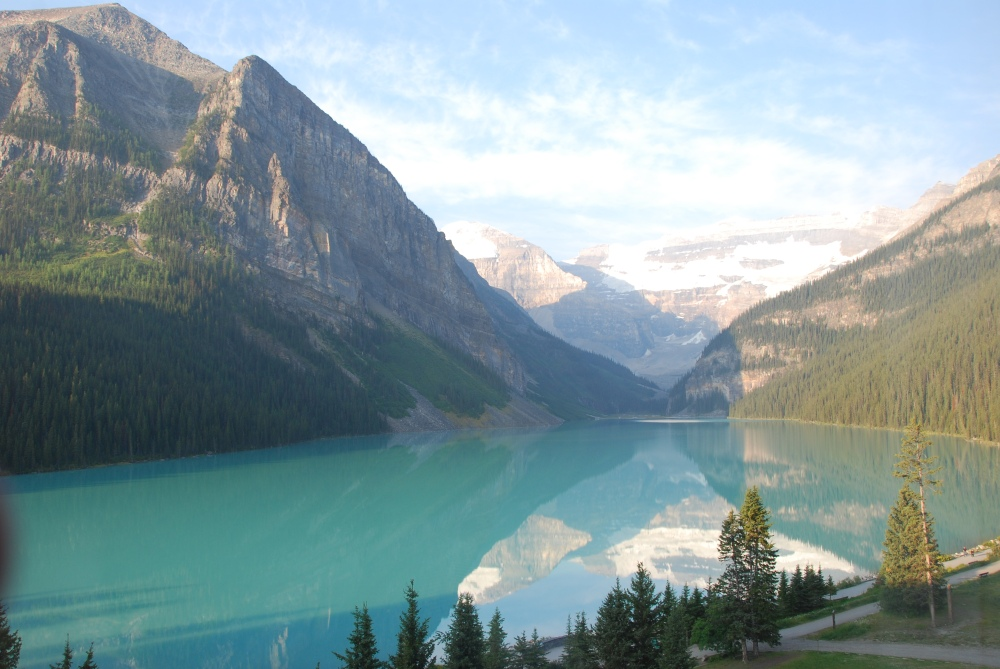 Lake Louise Alberta Banff Emerald Lake