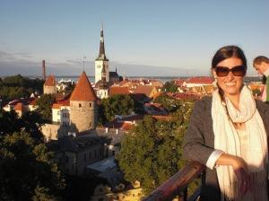 The View in Tallinn