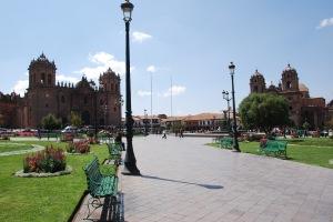Cusco Peru Plaza des Armas