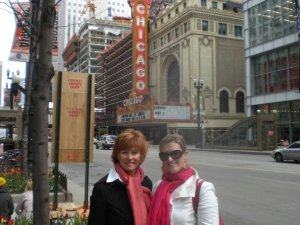 Chicago Theatre taken by our Chicago Greeter