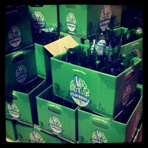 Green Initiatives at Steamwhistle