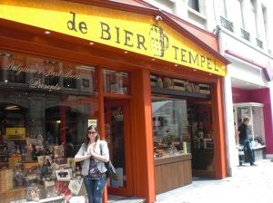 Bier tempel, Brussels