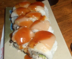 Sushi at the Eatery Vancouver