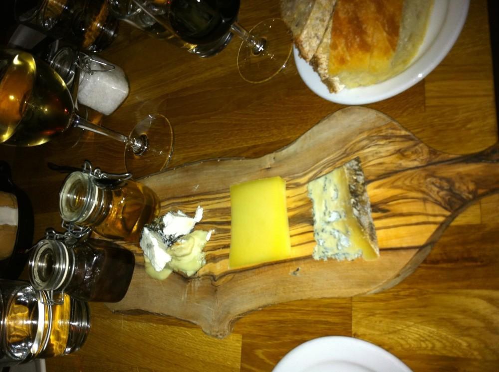 Quebec cheese in Ottawa