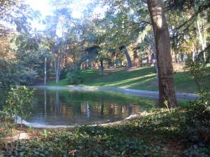 Madrid's Parc del Retiro
