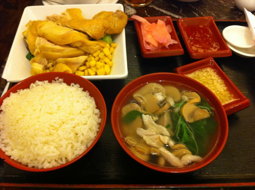Lunch in Kowloon - Hong Kong Style Western Food