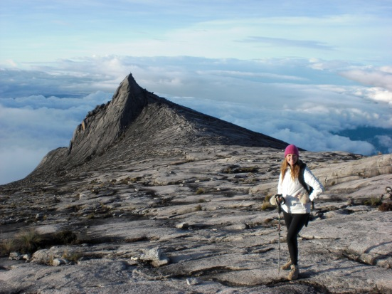 Mt. Kinabalu what to pack - layers