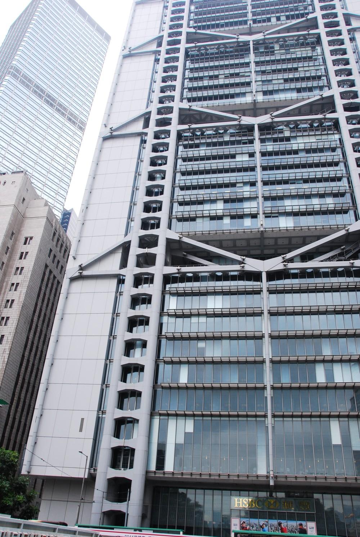 HSBC Building Hong Kong on Hong Kong Urban Adventures