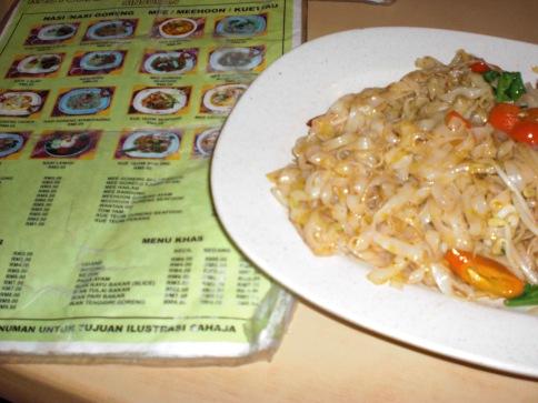 Local Restaurant in Kota Kinabalu Malaysia