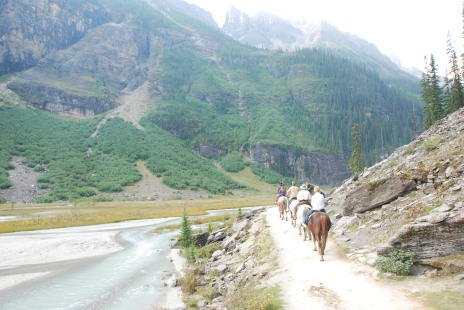 Travel by horse