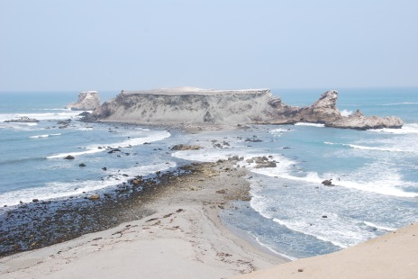 Pacific Coast of Peru
