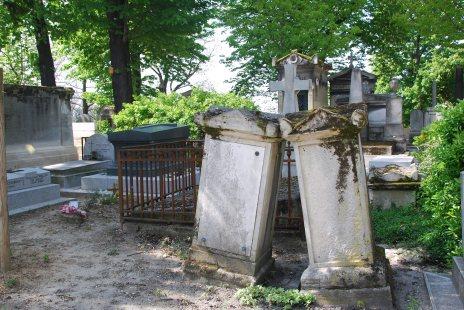 Cimetiere du Pere Lachaise Paris